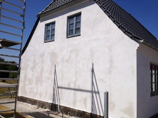 Netpuds - renovering af facaden
