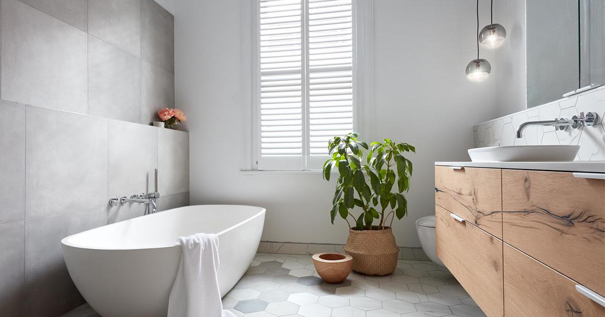 Nyt badeværelse